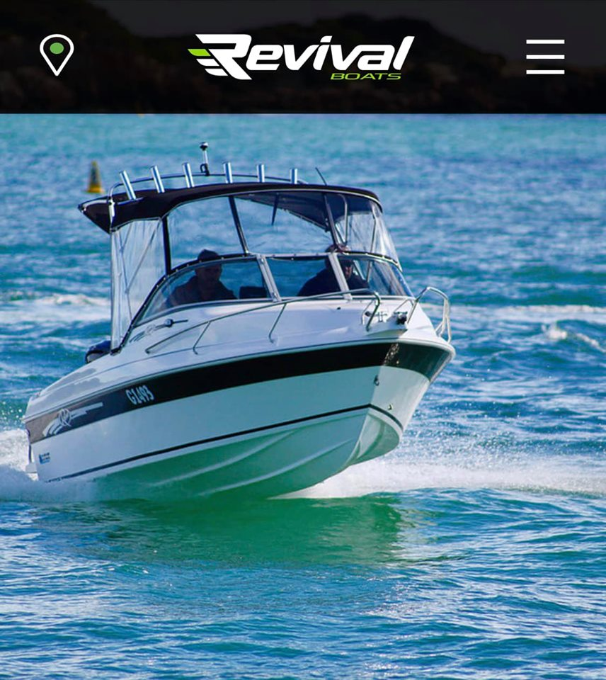 Revival Boats arriving soon at Pelican Marine & RV